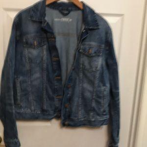 Gap Maternity size xl denim jacket
